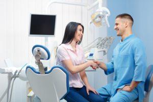 dental checkup with dentist in Newburyport